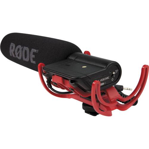 Rode VideoMic Shotgun Mikrofon Kiralık