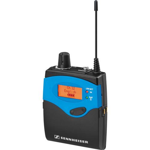 Kiralık Sennheiser EK 1039 Telsiz Alıcı