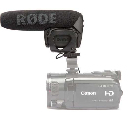 Rode VideoMic Pro Compact Shotgun Mikrofon Kiralık