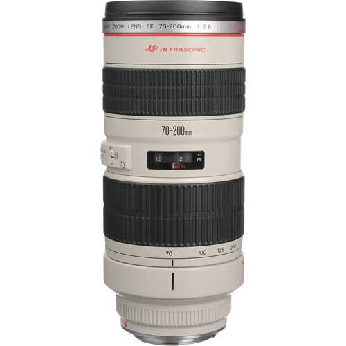 Kiralık Canon 70-200mm