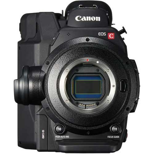 Kiralık Canon C300 Mark 2