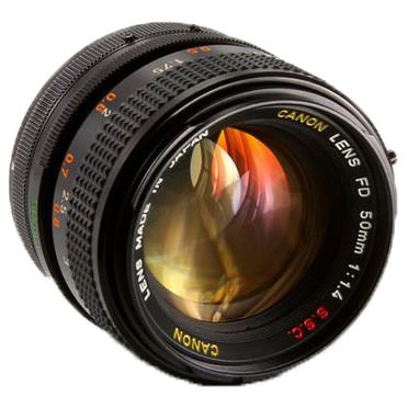 Kiralık Canon FD 50mm Vintage Lens