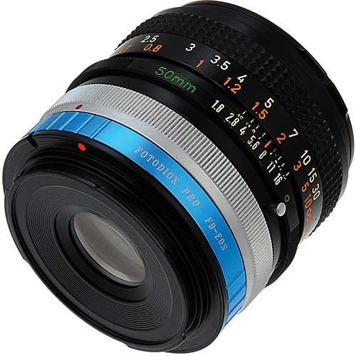 Kiralık Canon FD Lens to Canon EOS Adaptör