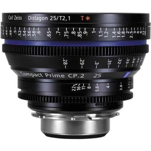 Kiralık Carl Zeiss CP2 25mm Lens