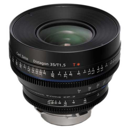Kiralık Carl Zeiss CP2 35mm Super Speed Lens
