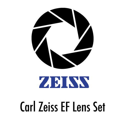 Kiralık Carl Zeiss DSLR Lens Seti