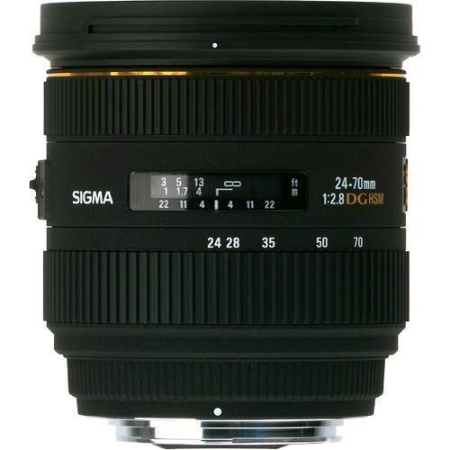 KiralIk Sigma 24-70mm Objektif