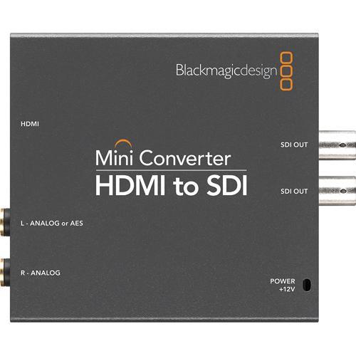 Kiralık HDMI to SDI Çevirici