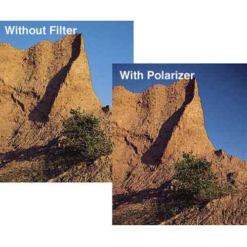 Kiralık Circular Polarize Filtre