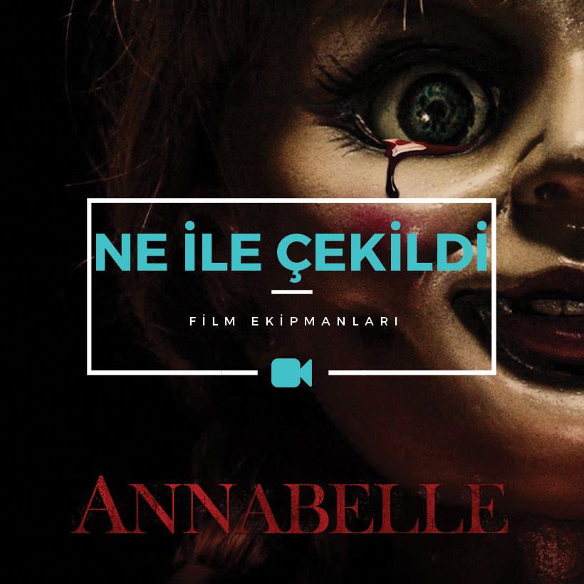 Annabelle 2014 Ne İle Çekildi