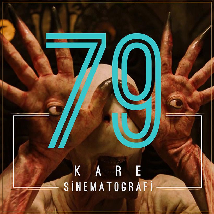 Guillermo del Toro Sinemasından Sinematografi Örneği 79 Kare