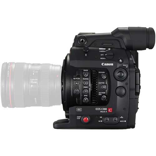 C300 Mark 2 Canon Kiralama