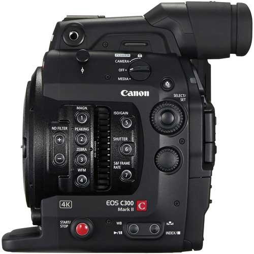 Canon C300 Mark 2 Kiralık