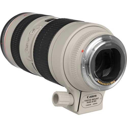 Canon Zoom Objektif Kiralama
