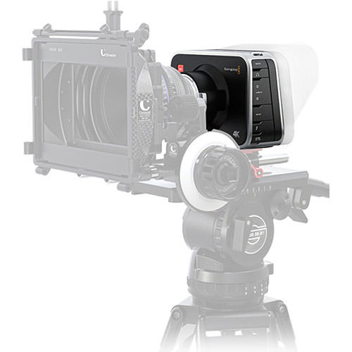 Kiralik Blackmagic 4K Design Kamera