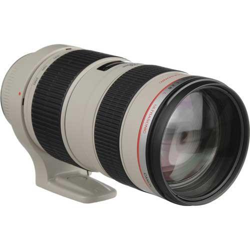 Kiralık Canon Zoom Objektif