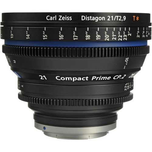 Kiralık Carl Zeiss CP2 21mm Lens