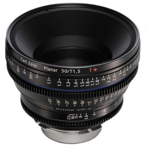 Kiralık Carl Zeiss CP2 50mm Super Speed Lens