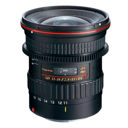 Kiralık Tokina 11-16mm Objektif