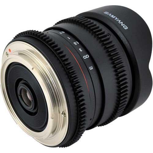 Samyang 8mm Objektif Kiralama