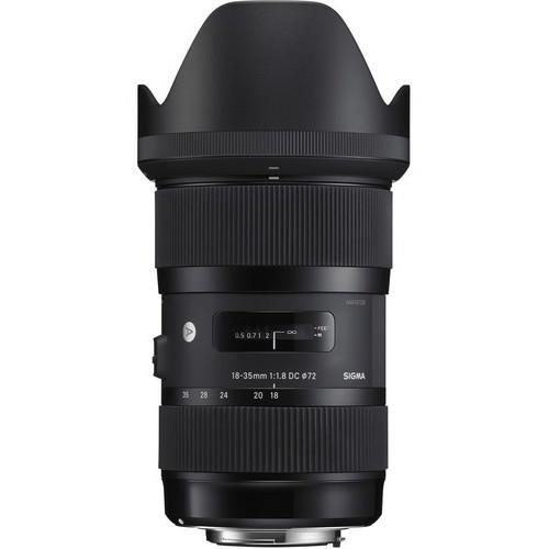 Sigma 18-35mm Objektif Kiralama