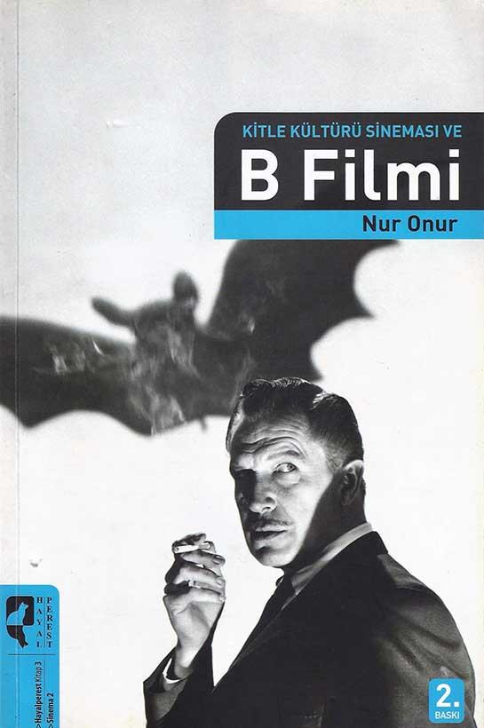 B Filmi Kitap Kapak Fotoğrafı