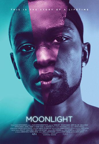 Moonlight 2016 Afiş