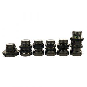 Kiralık Canon EF Mount Lens Seti
