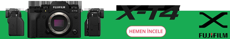 Kiralık Fujifilm XT4
